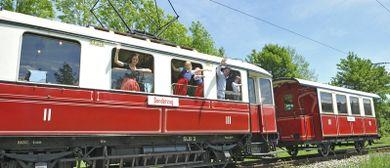 Heurigenexpress der Salzburger Lokalbahn