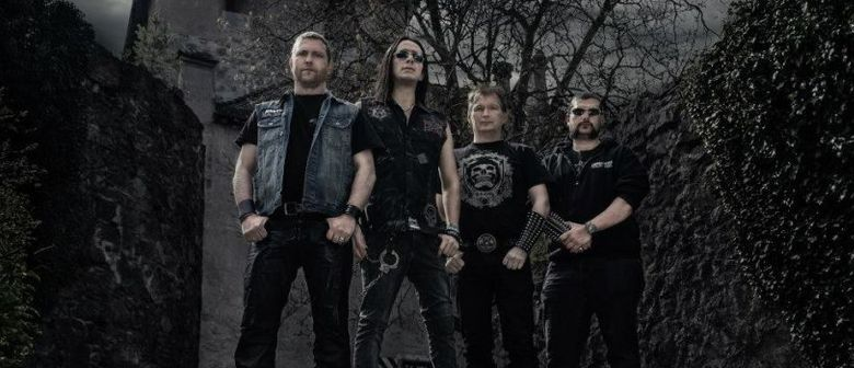 Roxxcalibur (A Tribute To The NWoBHM), Mortician