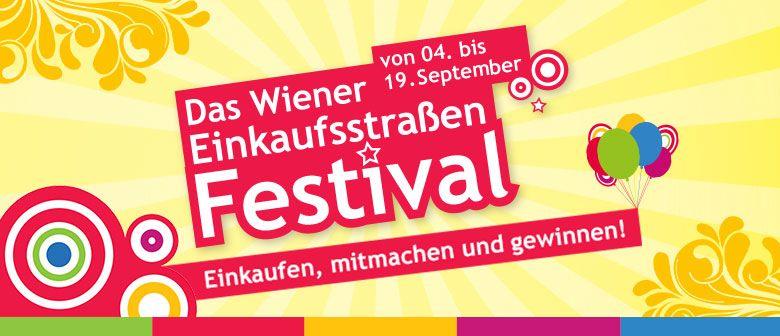 Das Wiener Einkaufsstraßen-Festival