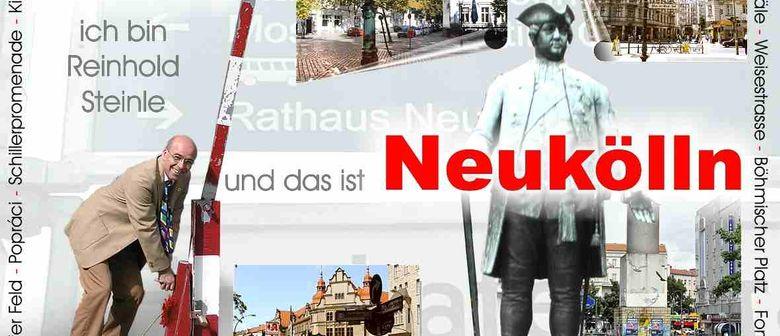 Berlin Besucher: Führung in Berlin Neukölln Reinhold Steinle