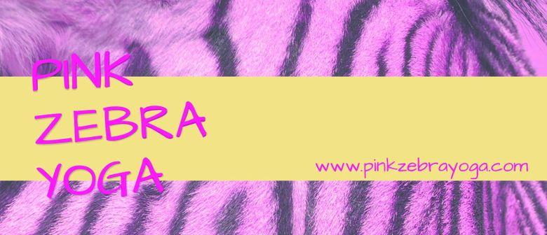 PINKZEBRA YOGA KURS - HATHA YOGA RELAX  IN 1060 WIEN