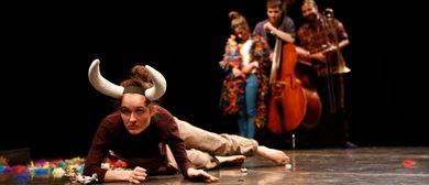 27. Internationales Theaterfestival Luaga und Losna