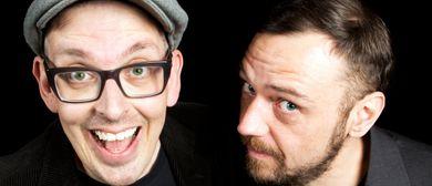 Kabarett Koalition mit Dieter Chmelar und Rudi Schöller