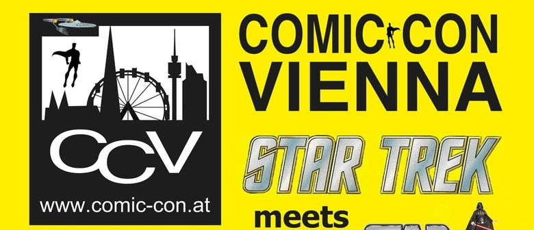 COMIC CON Vienna 2015