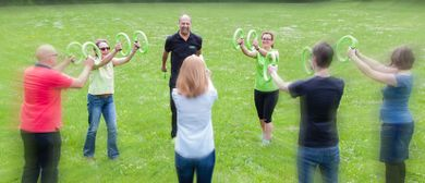 """Swing-smile & move"": smovey® -Workshop zum Kennenlernen"