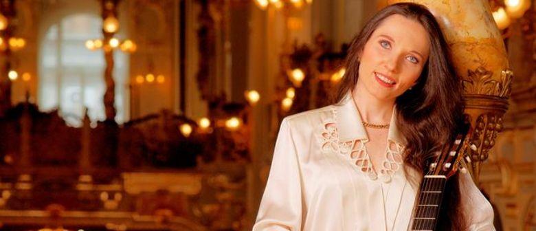 Johanna Beisteiner: Nacht in Granada (klass. Gitarrenabend)