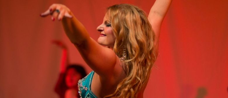 Orientalischer Bauchtanz Tanzprojekt / Rising Stars
