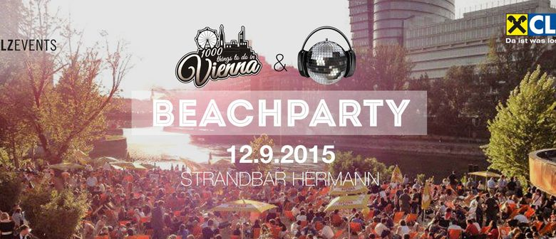 SILENT DISCO & 1000THINGS BEACHPARTY