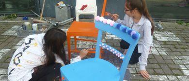 Art contact project - Recycling time - aus Alt mach Neu