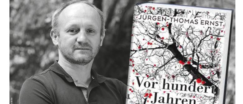 Lesung Jürgen-Thomas Ernst