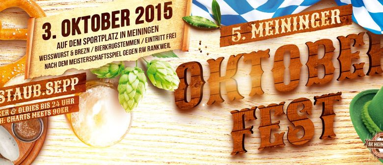 Oktoberfest Meiningen