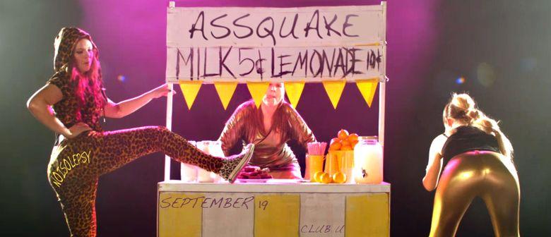 ASSQUAKE [milk milk lemonade]