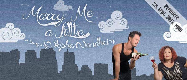 Marry Me a Little von Stephen Sondheim