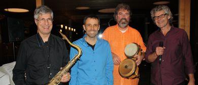 Jazz am See mit der Band Stand:art