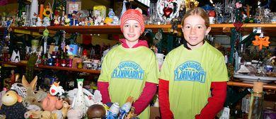 Dornbirner Flohmarkt ruft zur Mithilfe auf