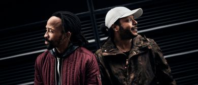 Madcon & Klangkarussell Live