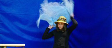 Spielwiese Remise - Theaterworkshop, START