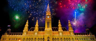 Silvestergala im Wiener Rathaus