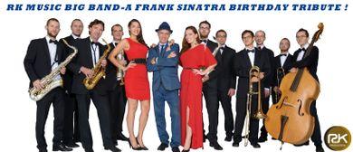 FRANK SINATRA TRIBUTE 100th BIRTHDAY CELEBRATION