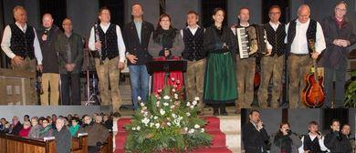 Oberkrainer Fan-Quintett Adventkonzert