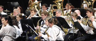 Jahreskonzert der Harmoniemusik Vaduz