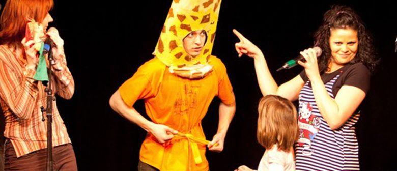 Schmetterlinge Kindertheater Valerie und die...
