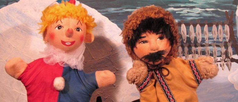 Friedburger Puppenbühne: Kasperl im Eismeer