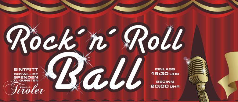 """Rock and Roll Ball zu Gunsten """"Tiroler für Tiroler"""""""