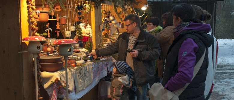 Winterzauber Adventsmarkt