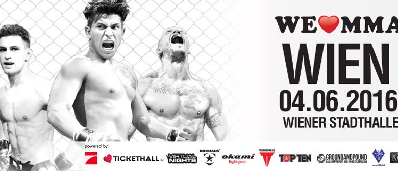WE LOVE MMA Wien