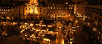 Adventmarkt Am Hof