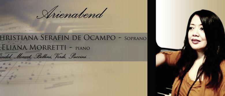 Arienabend - Christiana Serafin De Ocampo & Eliana Moretti