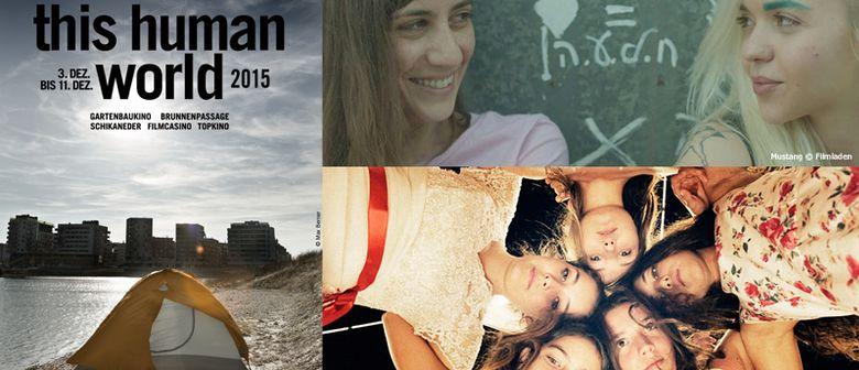 this human world 2015 - FESTIVALTAG 1