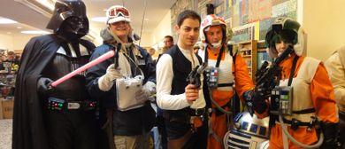 Comic & Film Börse 29.11.2015