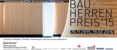 """Architektur im Ringturm:  """"Ausgezeichnete Lebensräume"""""""