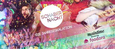SCHABERNACHT - DIE JAHRESESKALATION