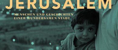 """Iris Berben stellt ihr neues Buch """"Jerusalem"""" vor"""