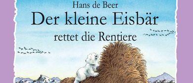 Bilderbuch-Kino: Der kleine Eisbär rettet die Rentiere