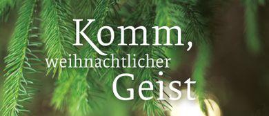 """Benefizkonzert: """"Komm weihnachtlicher Geist"""""""