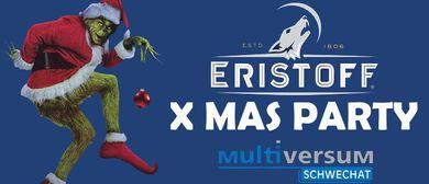 Eristoff X MAS PARTY im Multiversum Schwechat