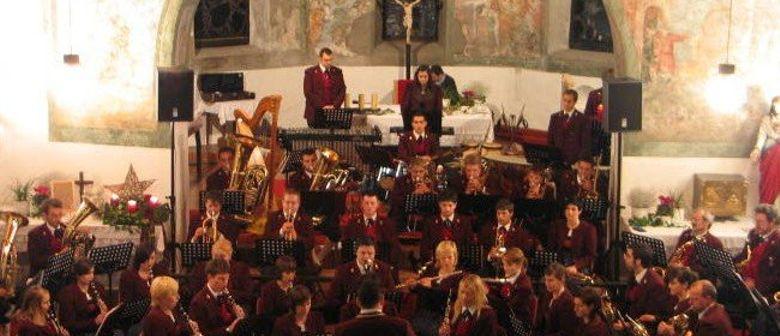 Weihnachtskonzert Musikverein Reuthe