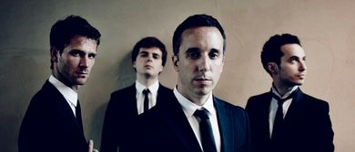 Quatuor Ebène, Shani Diluka