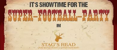 Super Bowl Party - Stag's Head