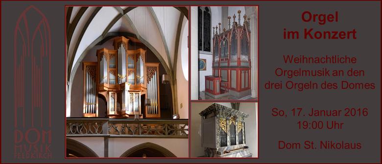 Orgel x Drei