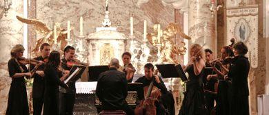 Vivaldi 4 Jahreszeiten in der Karlskirche