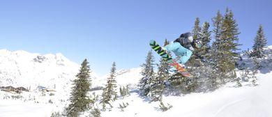Schi- und Snowboardcamp