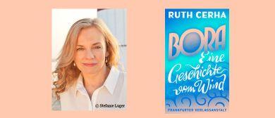 """Buchpräsentation: """"Bora"""" von Ruth Cerha"""