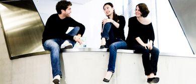 Blüthner-Zyklus mit Trio Alba auf musikalischem Höhenflug