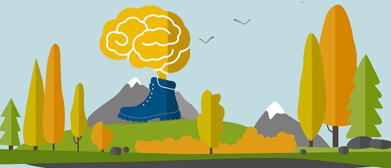 Gehirnspaziergang - Schritt für Schritt geistig fit