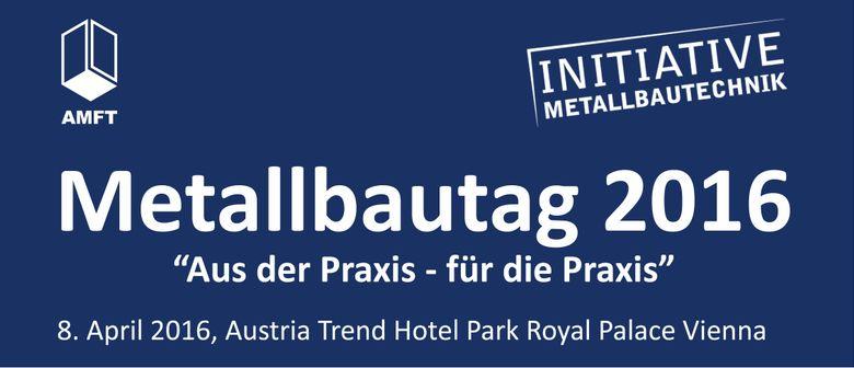 Österreichischer Metallbautag 2016